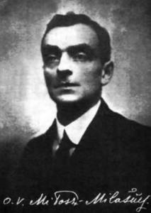 Oscar Milosz-Milašius (1877-1939).