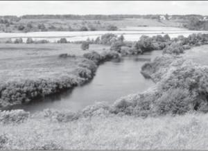 The Nevėžis River near Babtai.