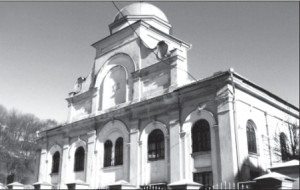 The choral Synagogue, built in 1872, is the oldest active syagogue in Lithuania.