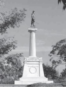 Kosciusko's monument at West Point.