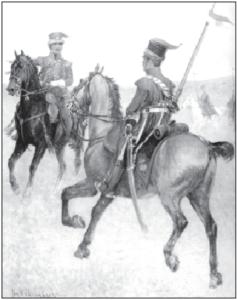 Lipka Tatars in Napoleon's Grande Armée.