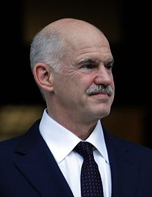 George Papandreou was Prime Minister of Greece during 2009-2011. As Foreign Affairs Minister (1999-2004), he paid an official visit to Vilnius in 2002.