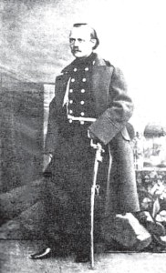 Col. Zigmantas Sierakauskas, Supreme Commander of the insurrection in Lithuania.