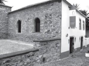 Christopher Columbus's house on the island of Porto Santo, Madeira archipelago, now the Columbus Museum.