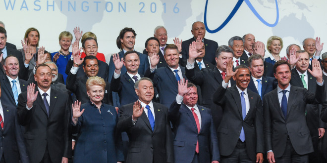 Nuclear Security Summit.