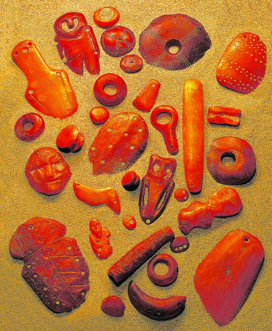 Treasures of Juodkrantė.