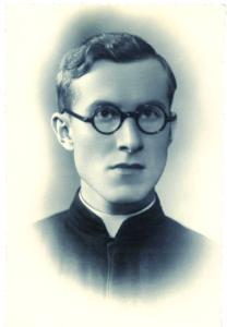 Father Justin Klumbis.