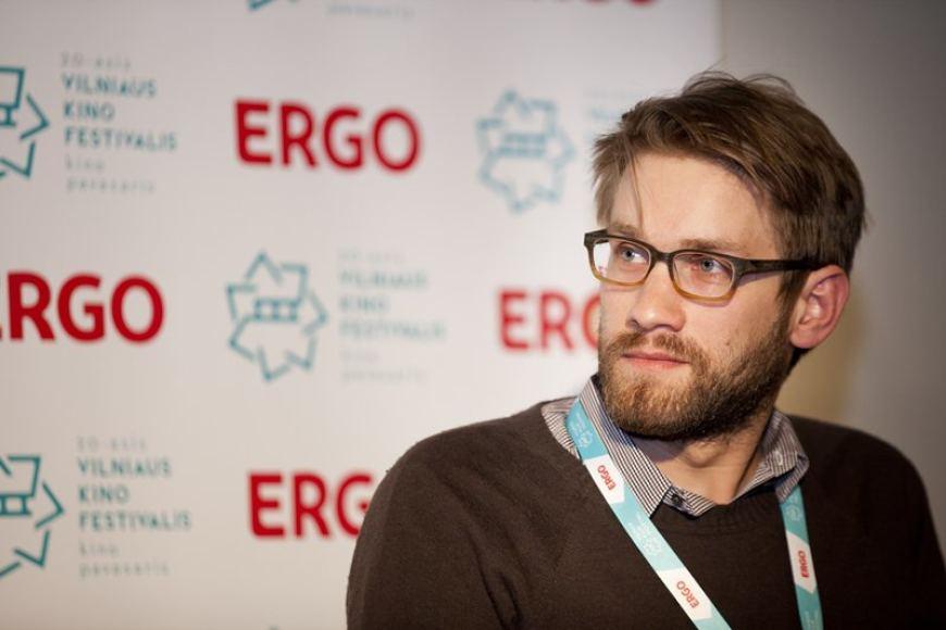 Filmmaker Tomas Vengris.