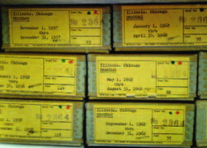Microfilm duplicates of Draugas purchased from the U.S. Library of Congress.