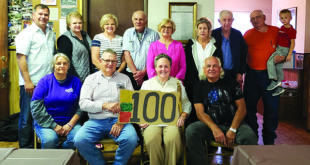 Lithuanian Oklahomans gathered to establish the Oklahoma Lithuanian Club.