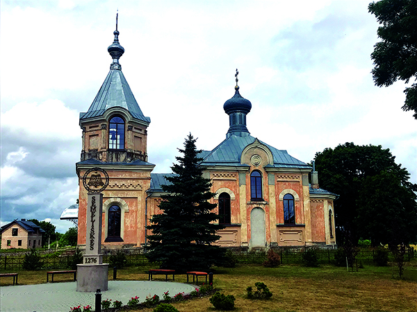 Saint Nicholas Orthodox Church - Semeliskes.