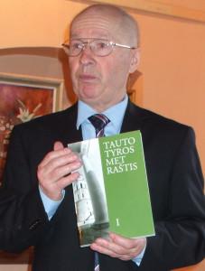 Dr. Kazys Račkauskas