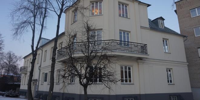 Miko ir Kipro Petrauskų namas