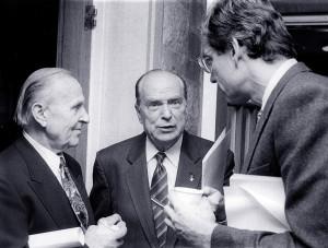 Kazys Ambrozaitis, Vytautas Dambrava ir Vytas Narutis.
