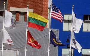 Lietuviška vėliava