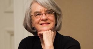 Dr. Viktorija Skrupskelytė savo 80-ojo jubiliejaus VDU proga, 2015 m. gruodžio 1 d. (Jono Petronio nuotr.)