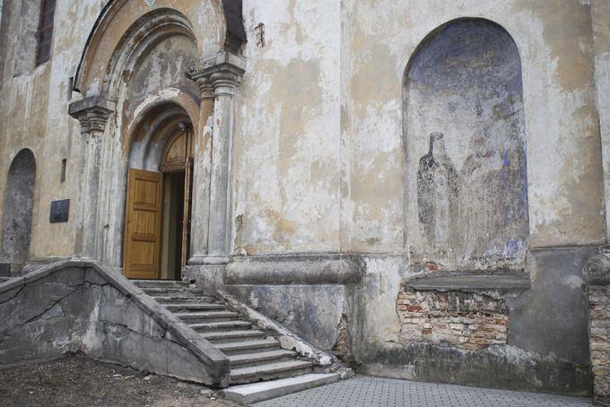 Vilniaus unitų bažnyčia.