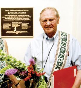 Dr. Gediminas Balukas.