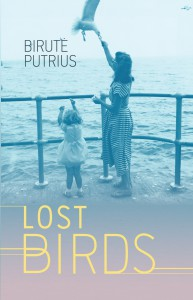 Knygos Lost Birds viršelis.