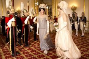 """,,Downton Abbey"""" 4-tas sezonas."""