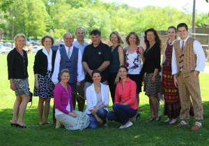 XV Šiaurės Amerikos lietuvių šokių šventės organizacinis komitetas.