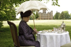 Downton Abbey (PBS) 1-as sezonas, 2010, Maggie Smith.