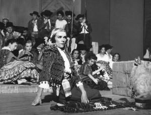 "Aldona Stempužienė operoje ""Carmen""."
