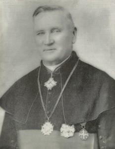 Prelatas Julius Maciejauskas.