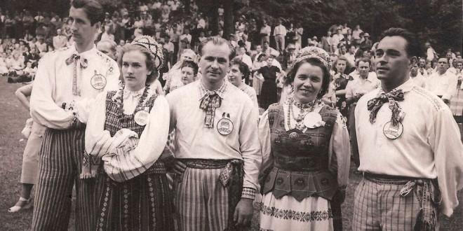 """Dvidešimtmetė Aldona pabėgėlių šventėje ,,One World"""" Vokietijoje."""