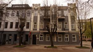 V. Adamkaus biblioteka-muziejus.