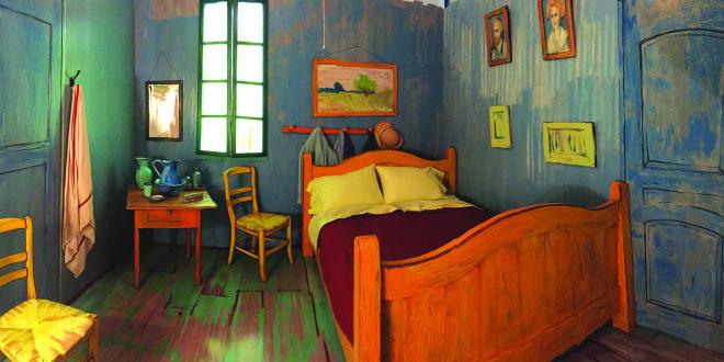 Van Gogh miegamasis.