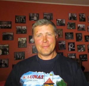Laisvidas Kisielius – Colorado.