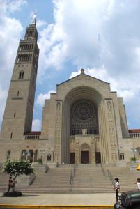 Washingtono Švč. Mergelės Marijos Nekaltojo Prasidėjimo Bazilika.