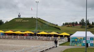Šiais metais jau trečią kartą organizuojamas renginys vyko Prienų rajone esančiame Visuomenės harmonizavimo parke.