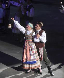 Aleta Juozelskytė ir Tadas Varaneckas.