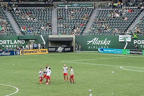 """""""Providence Park"""" stadionas."""