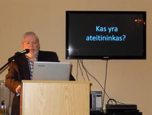 Dr. Tomas Girnius.