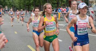 Europos bėgimo čempionatas Amsterdame 2016 metais.