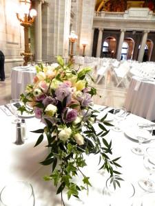 Vestuvių stalas.