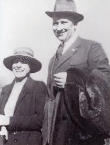 Laurynas ir Elena Radziukynai.