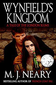 """Wynfield's Kingdom"" viršelis."