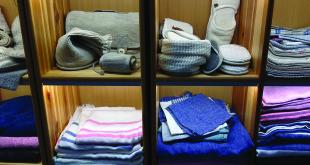 """""""A Grupė"""" gamina rankšluosčius, chalatus, šlepetes ir kitą produkciją."""