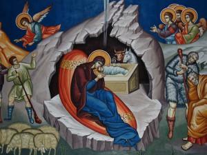 Kalėdos – Jėzaus gimimo šventė.