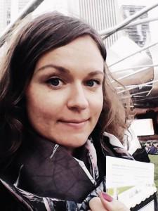 Kristina Jurkutė.