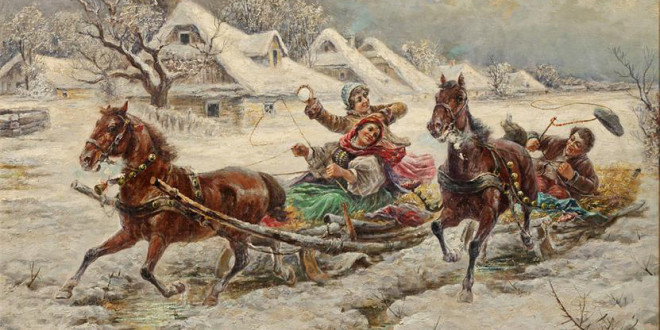 Kalėdiniai džiaugsmai.