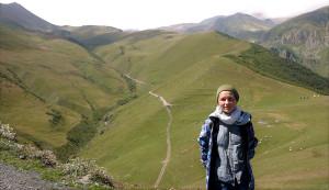 I. Astromskaitė labiausiai mėgsta keliones į kalnus.