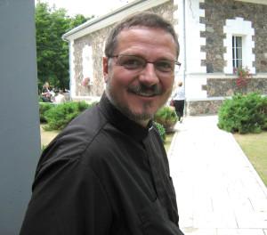 Kunigas dr. Valdas Aušra.