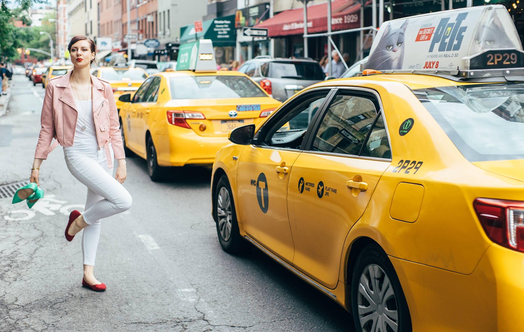 New Yorkas – niekada nemiegantis miestas.