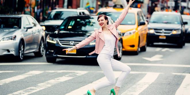 Muzikantė Lina Štalytė jau greitai ketina New Yorką vadinti savo naujaisiais namais.