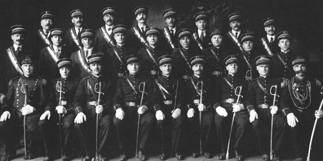 Springfieldo Didžiojo Kunigaikščio Vytauto vyčiai, 1914.